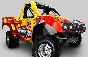 Custom Graphics – Racing design